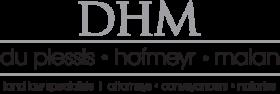 DHM Law Logo
